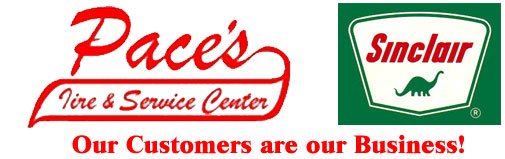 Pace's Tire and Service Center